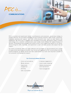 Picture of Communications Services PDF