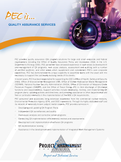 Picture of Quality Assurance Services PDF